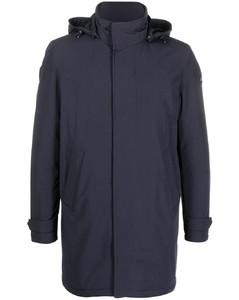 植绒细节棉质平纹针织运动裤