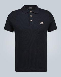 Logo短袖Polo衫