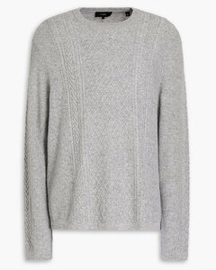 drawstring-waist swim shorts