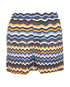 Mark pleated tropical-wool suit trousers