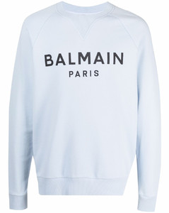 I Love Baroque logo-jacquard cotton bathrobe