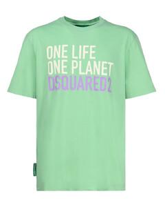 Heron print hoodie