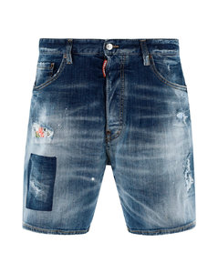 Men's Tartan PiquéPolo Shirt - White/Dress