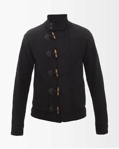 羊绒高领毛衣