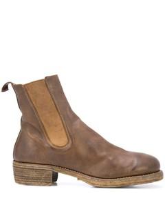 经典切尔西靴
