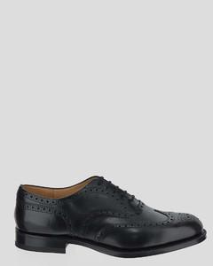 Intrecciato leather slippers