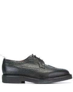 经典布洛克鞋