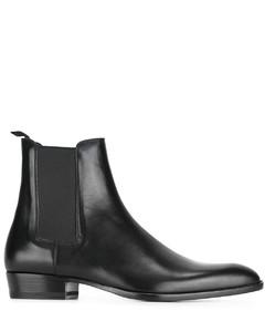 'Paris'及踝靴