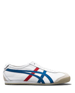 Temple Veau Leather Sneakers