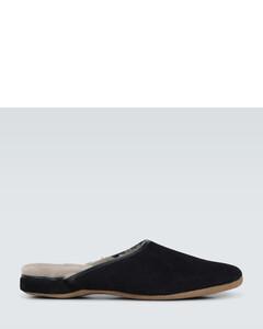 Douglas绒面革便鞋