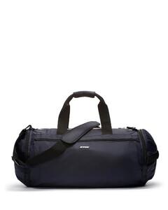 黑色反光贴带行李包