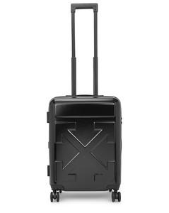 Arrow small black suitcase