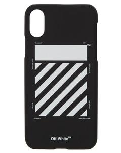 SSENSE发售黑色&白色Diagonal iPhone 11手机壳