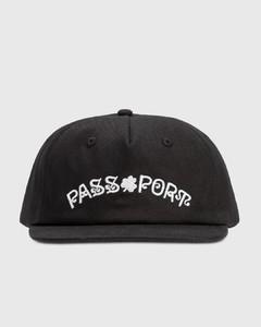 Allover Logo Print Nylon Bucket Hat