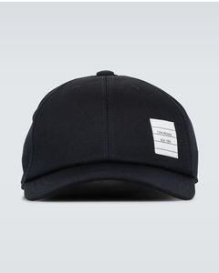 棉质斜纹布棒球帽