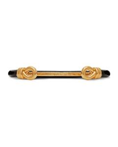 罗纹条纹羊绒帽子