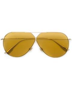 飞行员框太阳眼镜