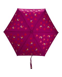 心形气球图案雨伞
