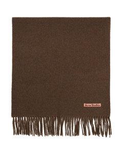 编织纹理围巾