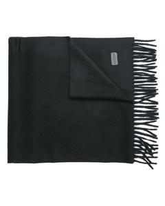 密织羊绒围巾