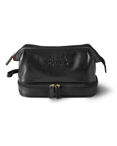 Frank the Dopp Toiletries Bag - Black