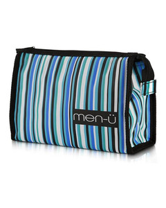 men-üStripes Toiletry Bag